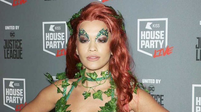 Disfraz Halloween Famosas Rita Ora