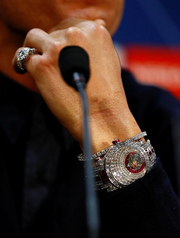 Reloj Cristiano Ronaldo