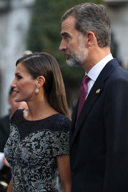 Rey Felipe, Reina Letizia