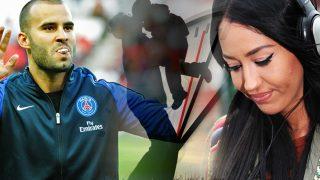 Aurah Ruiz y Jesé Rodríguez en un fotomontaje de LOOK
