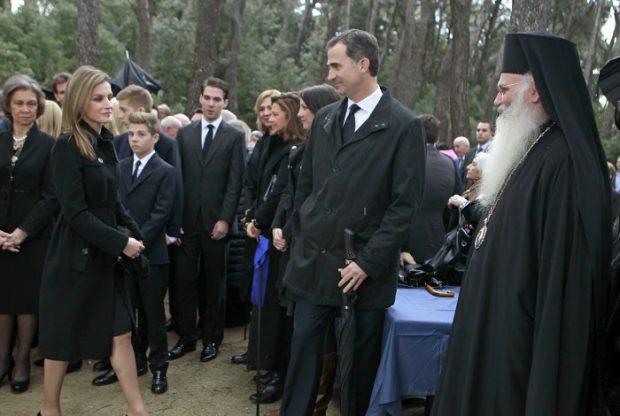 El día más difícil para la Reina: Doña Letizia, frente a frente con su 'archienemiga'