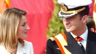 Los reyes de España, doña Letizia y Felipe VI, en una imagen de archivo / Gtres.