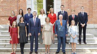 Foto oficial del 80 cumpleaños de la reina doña Sofía / Casa Real