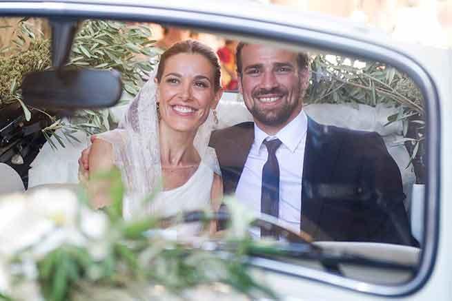 Raquel y Mario Biondo