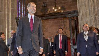 El Rey en Valencia / Gtres