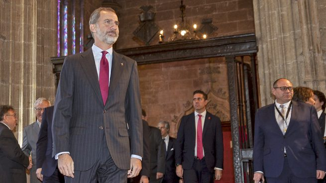 La Reina se pierde los premios en los que debutó en valenciano