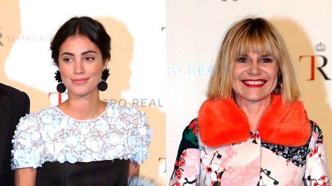 Sassa de Osma y Eugenia Martínez de Irujo
