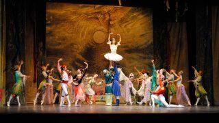 Imagen de archivo de una representación del ballet 'El Cascanueces' / Gtres
