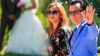 La polémica de la boda de Ortega Cano y Ana María Aldón