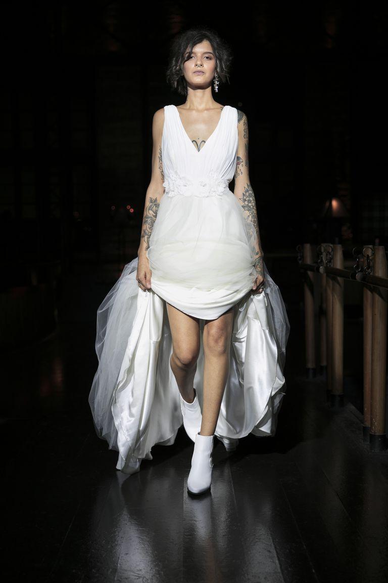 C&A Vestidos Novia Low Cost