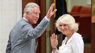 El príncipe Carlos y Camilla en una imagen de archivo / Gtres
