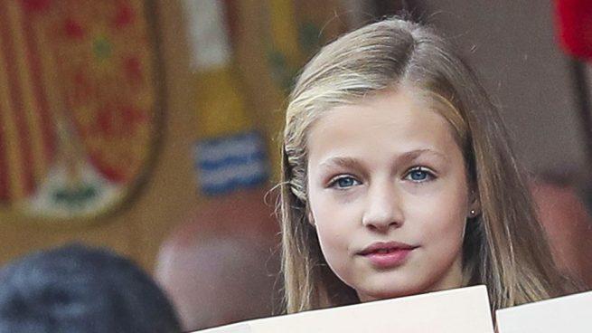 La princesa Leonor / Gtres
