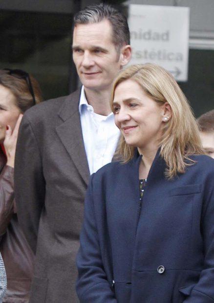 Infanta Cristina Iñaki Urdangarin