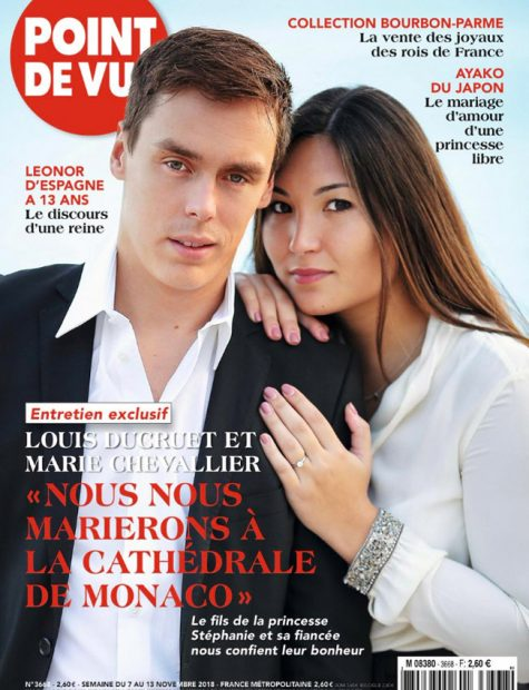 Estefanía de Mónaco se va de boda: Su hijo Louis anuncia los detalles de su enlace a golpe de exclusiva