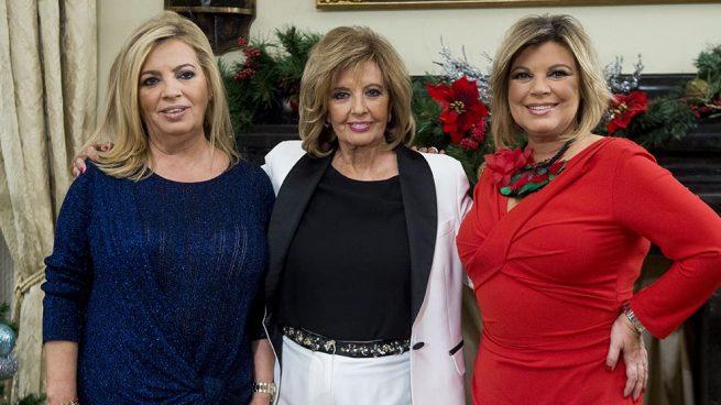 María Teresa Campos le pide mucho más dinero a Telecinco 7