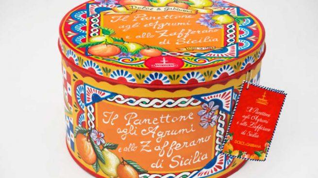 Dolce & Gabbana panetone