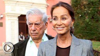 Isabel Preysler, a punto de caer al suelo al preguntarle por su boda con Vargas Llosa / Gtres