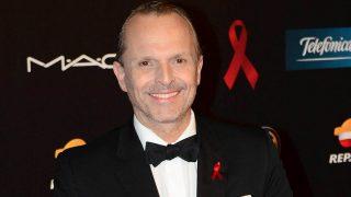 Miguel Bosé en la gala contra el sida /Gtres