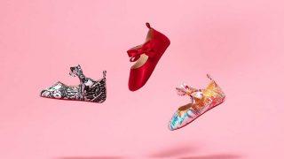 Louboutin se atreve con zapatos de bebé / Christian Louboutin