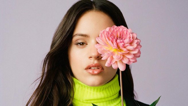 Rosalía ha diseñado una campaña en colaboración con Pull&Bear / Pull&Bear