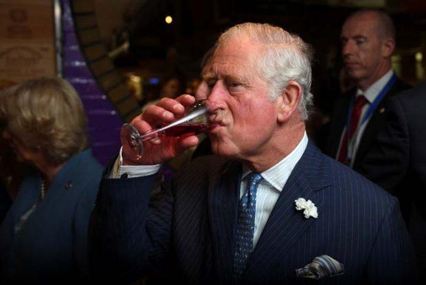 El príncipe de Gales