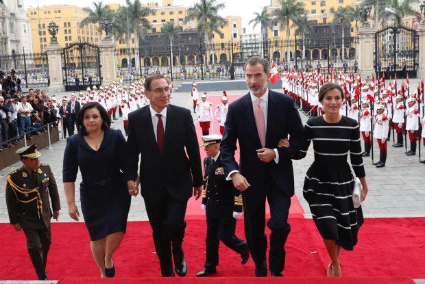 EN IMÁGENES: Así ha sido el primer día de los Reyes en Lima