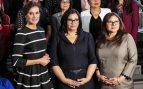 Doña Letizia, una reina contra la violencia de género en Lima