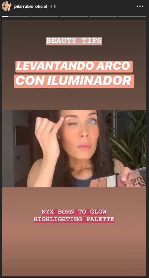 Pilar Rubio / Instagram