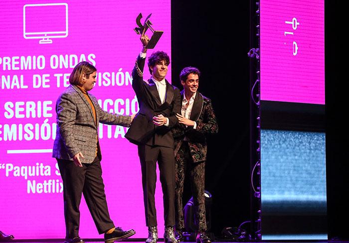 Los Javis Premios Ondas