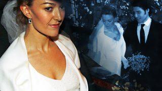 EN IMÁGENES | La otra ocasión en la que vimos a Marta Ortega vestida de novia