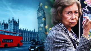 Desvelamos el plan de la reina Sofía en Londres