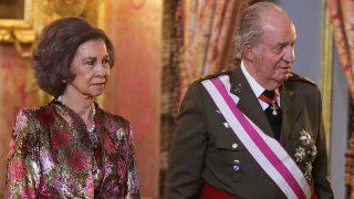 Don Juan Carlos y doña Sofía son los representantes de la Casa Real / Gtres