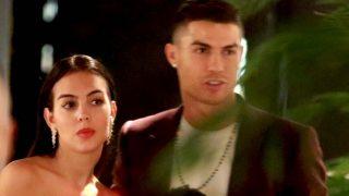 Georgina Rodríguez y Cristiano Ronaldo se comprometen/ Gtres