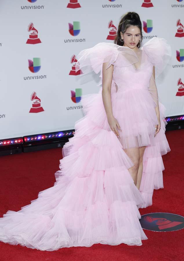 El estilo español conquista los Grammy Latino