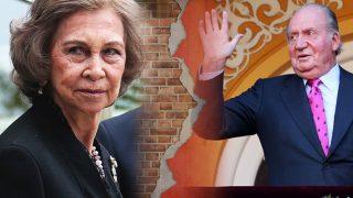 Las pruebas que demuestran que doña Sofía y don Juan Carlos solo se juntan para la foto
