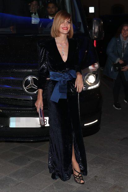 Amaia Salamanca sale vencedora con su look en la fiesta del año