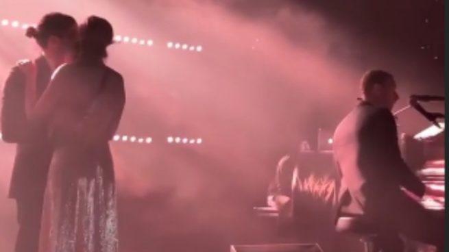 La gran fiesta de Marta Ortega: del romántico baile de los novios a la actuación de Chris Martin