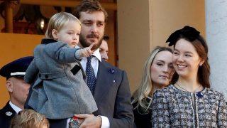 La familia Grimaldi se ha reunido en el Día  Nacional de Mónaco /Gtres