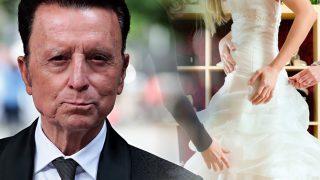 Ortega Cano responde al diseñador de los vestido de novia de Ana María Aldón