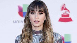 Aitana Ocaña durante la ceremonia de los Grammy Latinos / Gtres