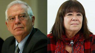 Borrell y Narbona se casan en secreto tras 20 años de relación / Gtres