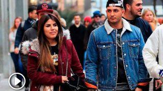 Galería: las imágenes de Chabelita y Omar Montes paseando por Madrid / Gtres