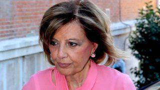 María Teresa Campos ha sido denunciada por su exempleada doméstica/ Gtres