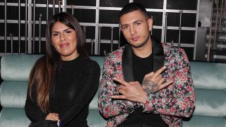 Omar Montes e Isa Pantoja exhiben su amor en televisión / Gtres.