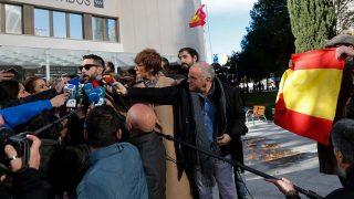 Dani Mateo a su llegada a los Juzgados de Madrid / Gtres