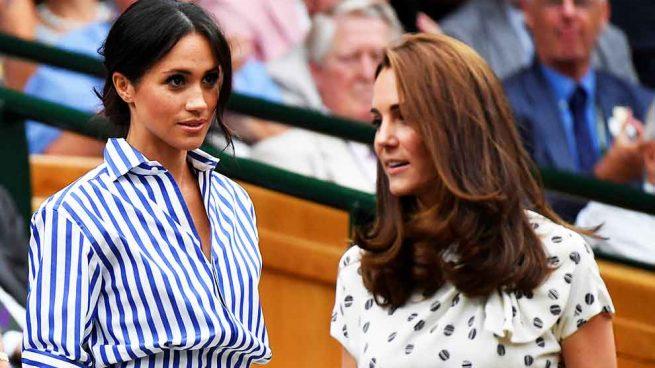 El Príncipe Enrique y Meghan se mudarán del palacio de Kensington