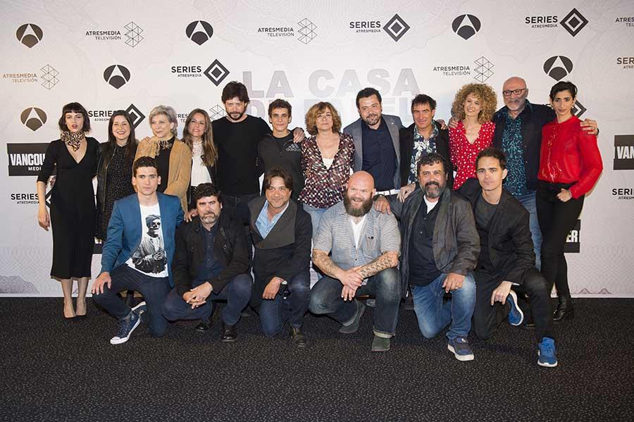 Álvaro Morte, 'El Profesor', habla sobre lo nuevo de 'La Casa de Papel'