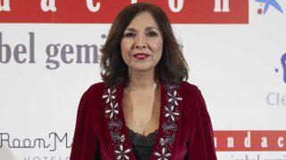 Isabel Gemio durante el décimo aniversario de su fundación / Gtres