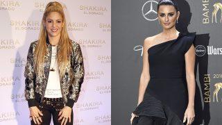 Penélope Cruz y Shakira / Gtres