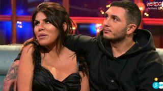 Isa Pantoja y Omar Montes, durante la gala de este martes / Telecinco